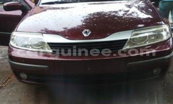 Acheter Voiture Renault Megane Rouge à Kaloum en Conakry