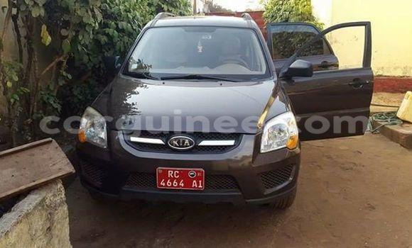 Acheter Voiture Kia Sportage Noir à Kaloum en Conakry