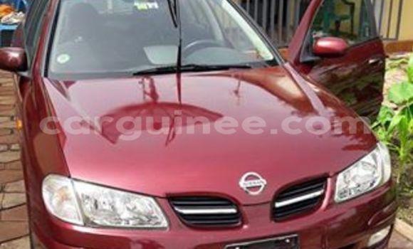 Acheter Voiture Nissan Almera Rouge à Kaloum en Conakry