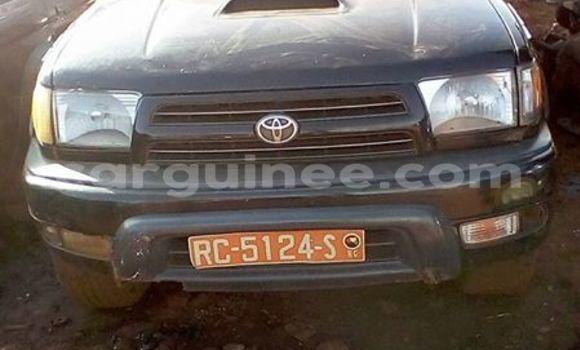 Acheter Voiture Toyota 4Runner Noir à Kaloum en Conakry