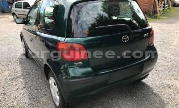 Acheter Voiture Toyota Yaris Vert à Kaloum en Conakry