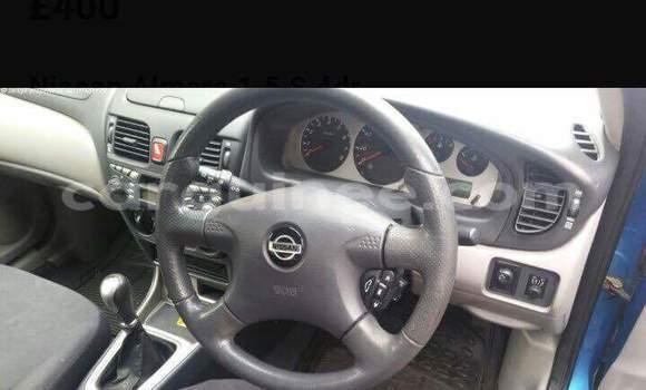 Acheter Voiture Nissan Almera Bleu à Matoto en Conakry